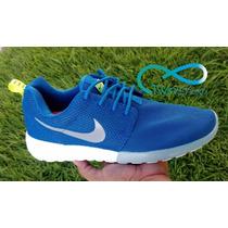 Zapatos Deportivos Nike Roshe Rum Flikynit Importados 2016
