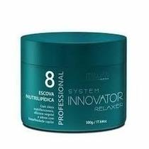 Escova Nutrilipídica N8 Innovator - 500g