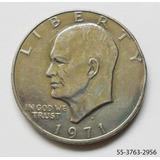 Dollar Eisenhower 1971 Ceca D. $70