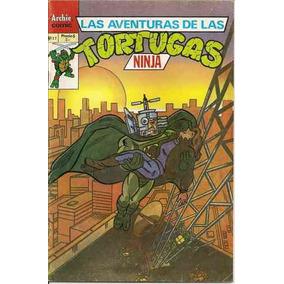 Las Aventuras De Las Tortugas Ninja 17 - Sylvapen