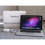 Macbook 13 Late 2008 C2d 2.0ghz 4g Ram 500g Hd 256 Video