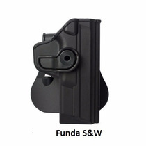 Funda Pistola Holster Smith & Wesson S&w M&p Fs Compac Imi