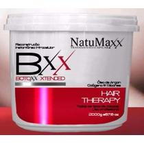 Btox Natumaxx Máscara Reconstrução Redutor Capilar 2kg