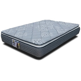 Colchones King Size Spring Air Colchoneta Pillow Top