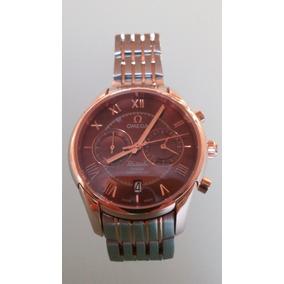 Reloj Omega De Ville Coaxial. Acero Y Bronce!!!