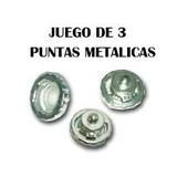 Beyblade Puntas Metalicas Set De 3 $60