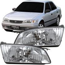 Farol Corolla 1998 1999 2000 2001 2002
