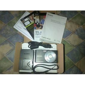 Camara Digital Sony Ciber Shot 14mpx Compacta Y A Batería