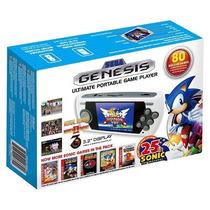Sega Gênesis Ultimate Portable- Mega Drive Portátil 80 Jogos