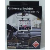 Suporte Universal Para Carro Tablet 7 A 14 Polegadas