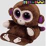 Juguete Los Chimpancés Del Mono Titular Del Teléfono - Muñe