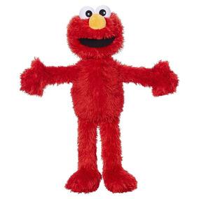 Juega Con Elmo Plaza Sesamo B1541