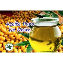 Aceite Puro De Neem, Prensado En Frió 110 Ml, Aceite De Neem