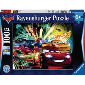 Ravensburger Rompecabezas Disney Cars 100 Pz Xxl 10520