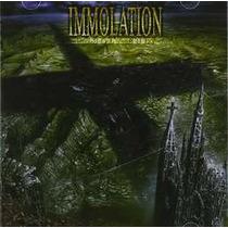 Immolation Unholy Cult Cd Nuevo