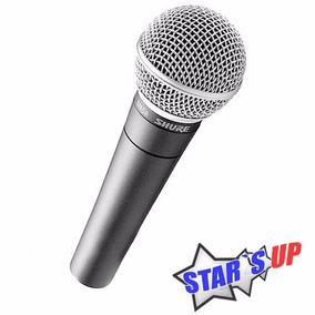 Microfone Shure Sm58 Lc Sm58lc Profissional Sm58lc
