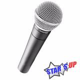 Sm58 Shure Microfone Sm58 Lc Sm58lc Profissional Sm 58