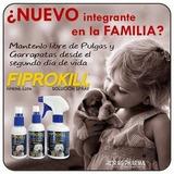 Fiprokill 50ml Elimina Pulgas Y Garrapatas Ventas Cordillera