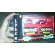 Vochito Coca Cola Matchbox Edicion Especial Esc:1:64
