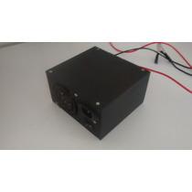 Fonte E Carregador De Bateria 13,8 Volts 20 Amperes