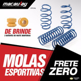 Molas Esportivas Macaulay Oficial - Pajero Tr4