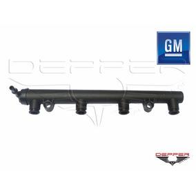 Flauta Combustível Corsa Celta Meriva 1.4 Flex 25382414