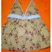 Blusa Batinha Floral Colcci - Tenho Farm Planet Girls Dress