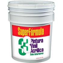 Super Formula 33 Pintura Vinilica 19lt