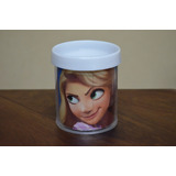 Lote 10 Tazas Rapunzel Plasticas Personalizadas