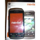 Nextel I940 Dorado Tactil Touch Nuevo 0km En Caja Sin Uso