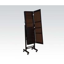 Espejo Organizador De Joyería Armario Acme Furniture