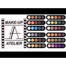 Atelier Paris Paleta De Sombras - Vários Modelos