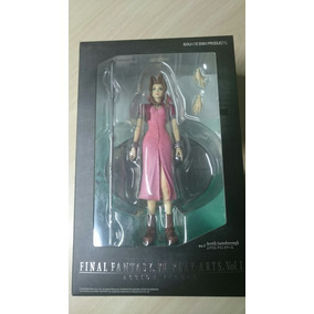 Final Fantasy 7 Play Arts Aerith Action Figure Novo