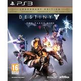 Destiny: The Taken King Ps3 - Juego Fisico - Prophone