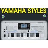 Estilos Para Tyros Yamaha Psr S 910 S710 Styles Premium