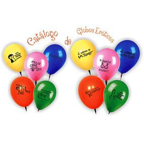 Globos Eroticos Para Fiestas-cumpleaños-despedidas Etc