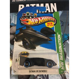 Hot Wheels Hw Batman Live Batimovil Tres Variantes