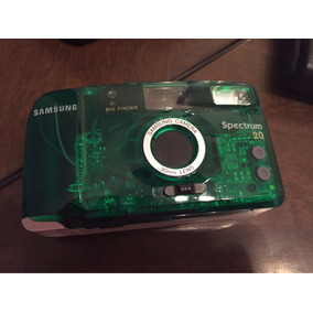 Maquina Fotográfica Samsung Spectrum 20