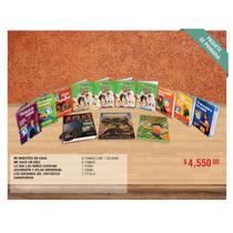 Paquete De 13 Libros De Primaria Y Apoyo Secundaria + 2 Cds