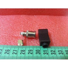 Conector Tipo F 90° Presión Para Tv Por Cable- Satelital