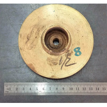 Impulsor Universal En Bronce Para Bomba Centrifuga 1/2 Hp