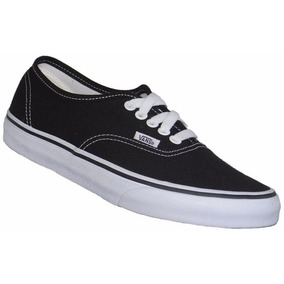 Tenis Vans Authentic Garantia Nota Fiscal Black