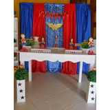 Cortina P/ Decoração Festas Aniversario Infantil Buffet