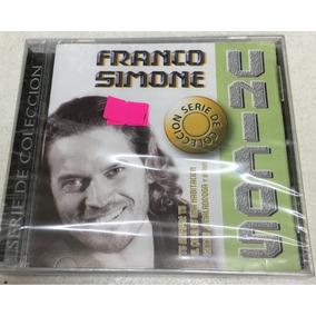 Cd Franco Simone Serie Únicos Nuevo Original