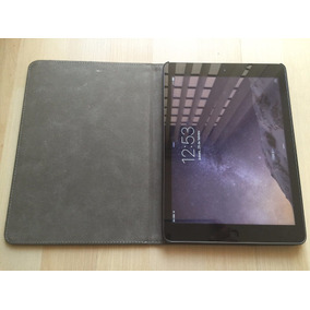 Ipad Air 1 Wifi Celular 16gb Space Gray Md791e/a