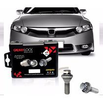 Birlos De Seguridad Honda Civic - Envío Gratis!
