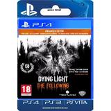 Dying Light Edicion Mejorada Ps4 // Playbahia // 2°da