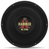 Alto Falante Woofer Eros 12p 3250 Rms Hammer 6.5k 2ohms