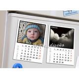Souvenir Almanaque Calendario Iman 2014 Personalizado Fotos