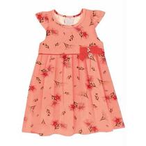 Roupa Infantil Menina - Vestido - Crianças 1 A 8 Anos